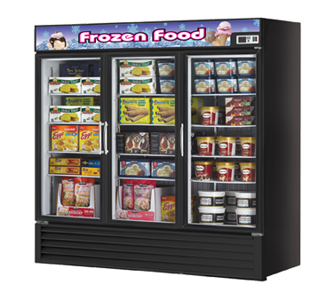 TGF-72FB - Freezer Merchandiser