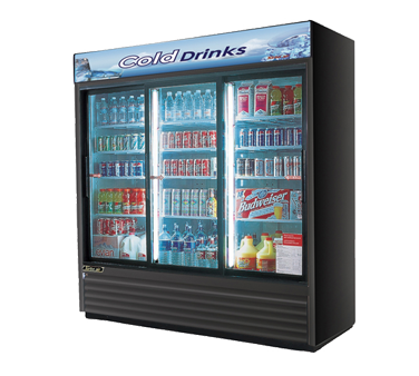 TGM-69RB - Refrigerated Merchandiser