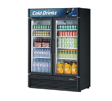 TGM-47SD - Super Deluxe Refrigerated Glass Merchandiser