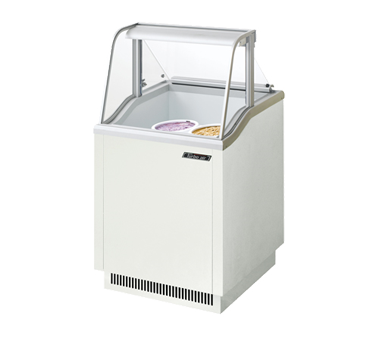 TIDC-26W - Ice Cream Dipping Cabinet