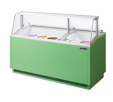 TIDC-70G - Ice Cream Dipping Cabinet