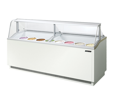 TIDC-91W - Ice Cream Dipping Cabinet