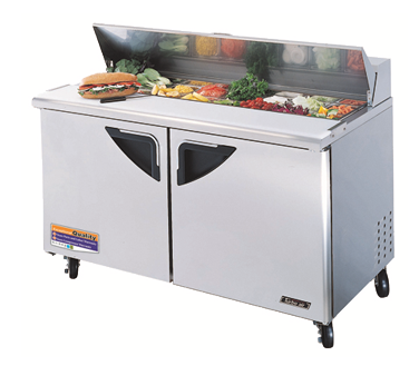 TST-60SD - Super Deluxe Sandwich/Salad Unit