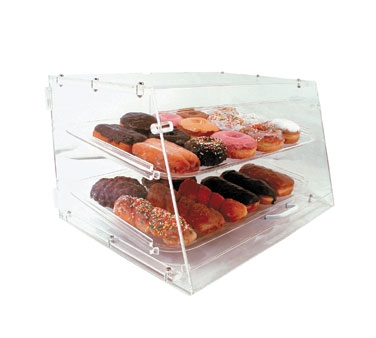 APB-2112FD Update International - Display Case Acrylic 21x17x12