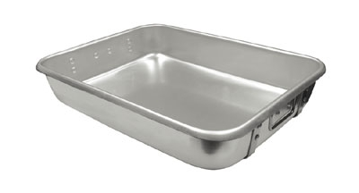ARP-1824 Update International - Alum Strapped Roasting Pan 18 x 24