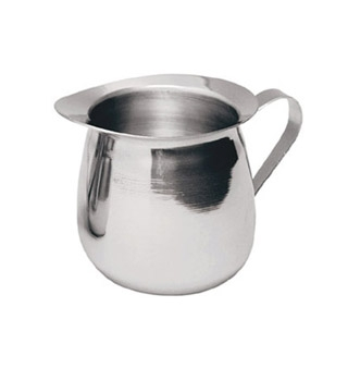 BC-5 Update International - Bell Creamer, 5 oz., 0.65 mm thick stainless steel