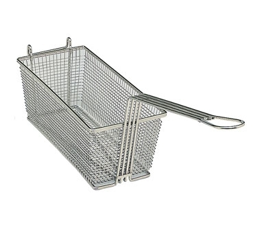 FB-135 Update International - Fryer Basket Nickel Plated 13x5x5-1/2