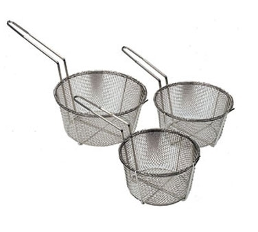 FB-8 Update International - Fry Basket, round, 8-1/2