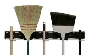 MBR-36 Update International - Mop & Broom Rack, 36