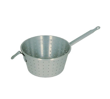 PSA-9 Update International - Pan Strainer Alum 9in w/Chromed Steel Handle