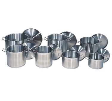 SPS-12 Update International - SuperSteel® Induction Stock Pot, 12 quart
