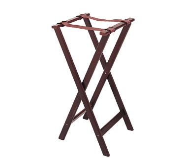 TSW-32 Update International - Tray Stand Wood 32 in