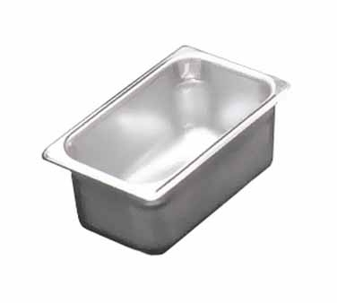 SPH-256 Update International - Steam Table Pan, 1/4 size, 6