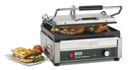 WFG250 Waring - Tostato Supremo™ Large Toasting Grill, electric, single