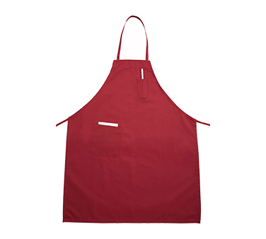 BA-PBG Winco - Bib Apron full length