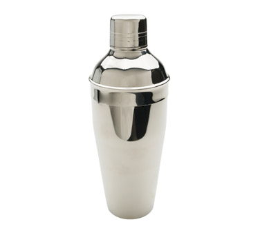 BL-28P Winco - Deluxe Cocktail Shaker
