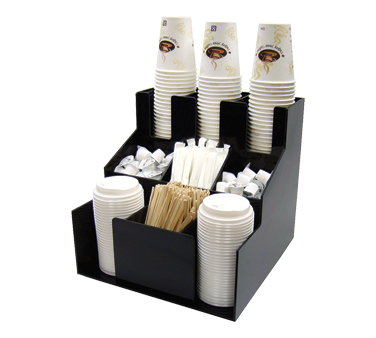 CLSO-3T Winco - Cup & Lid Organizer