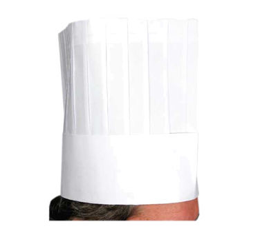 DCH-9 Winco - Disposable Chef's Hat