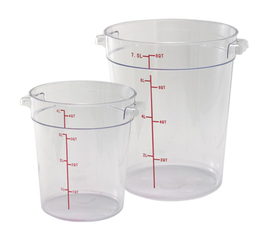 PCRC-18 Winco - Food Storage Container