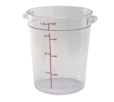 PCRC-8 Winco - Food Storage Container