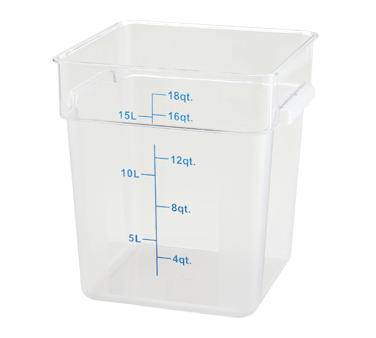 PCSC-18C Winco - Storage Container