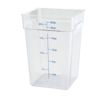 PCSC-22C Winco - Storage Container