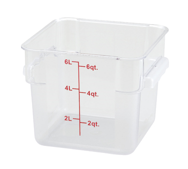 PCSC-6C Winco - Storage Container