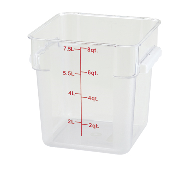 PCSC-8C Winco - Storage Container
