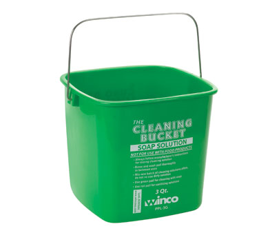 PPL-3G Winco - Cleaning Bucket