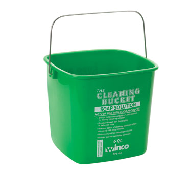 PPL-6G Winco - Cleaning Bucket