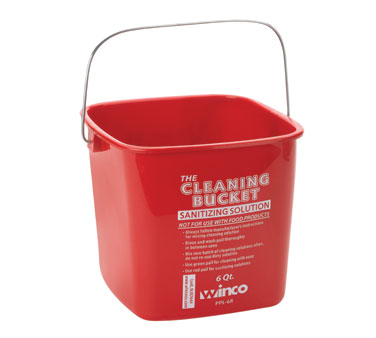 PPL-6R Winco - Cleaning Bucket