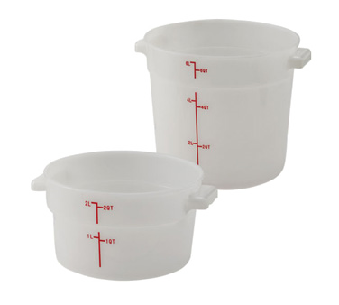 PPRC-1W Winco - Food Storage Container