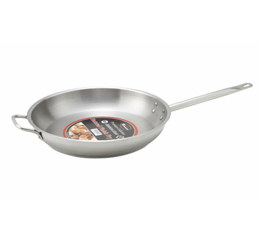 SSFP-14 Winco - Premium Induction Fry Pan