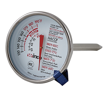 TMT-MT2 Winco - Meat Thermometer