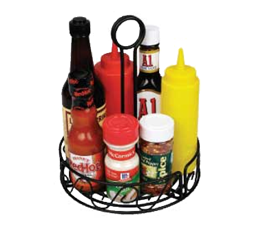 WBKH-6R Winco - Condiment Caddy
