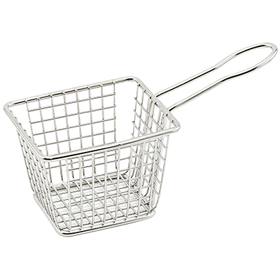 FBM-433T Winco - Mini Fry Basket