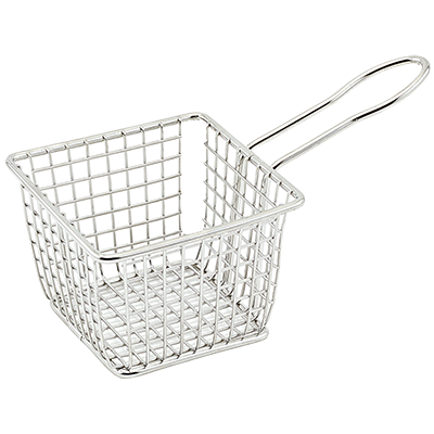 FBM-443S Winco - Mini Fry Basket