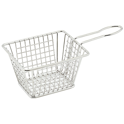 FBM-544T Winco - Mini Fry Basket