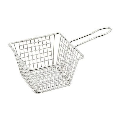 FBM-554S Winco - Mini Fry Basket