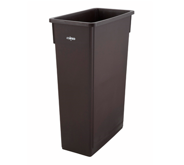 PTC-23B Winco - Slender Trash Can