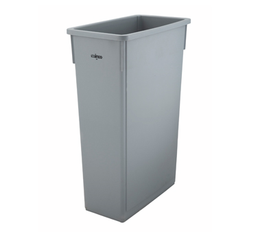 PTC-23SG Winco - Slender Trash Can