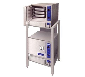 (2) 22CGT33.1 Cleveland Range - SteamChef™ 3 Convection Steamer Gas