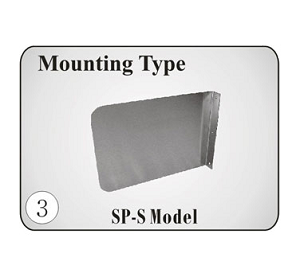 SP-S2412 GSW - Splash Guard,