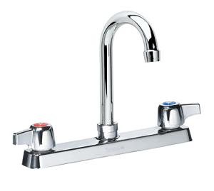 13-801L Krowne Metal - Krowne Commercial Series Faucet deck-mounted