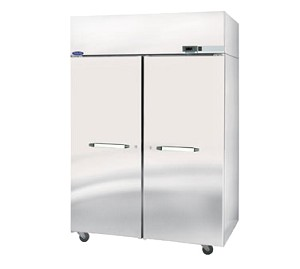 NR522SSS/0X Nor-Lake - Nova Reach-In Refrigerator Two-Section