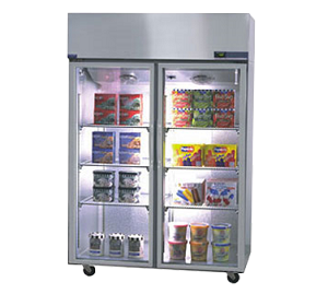 NR524SSG/0 Nor-Lake - Nova Reach-In Refrigerator Two-Section