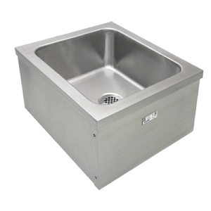 SE2024FM GSW - Mop Sink, floor mount