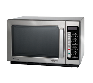 RCS10TS ACP - Amana® Commercial Microwave Oven