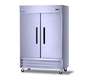 AF49 Artic Air - Freezer, reach-in, two-section