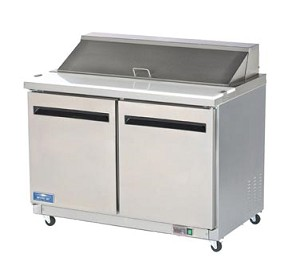 AMT48R Artic Air - Mega Top Sandwich/Salad Prep Table